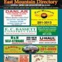 East Mountain Yellow Page Directory